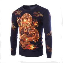 Men knitted Christmas Sweater New Brand Knitted 2016Men Sweaters Tops/Designer Long Sleeve Pullovers Sweaters Men mens sweaters