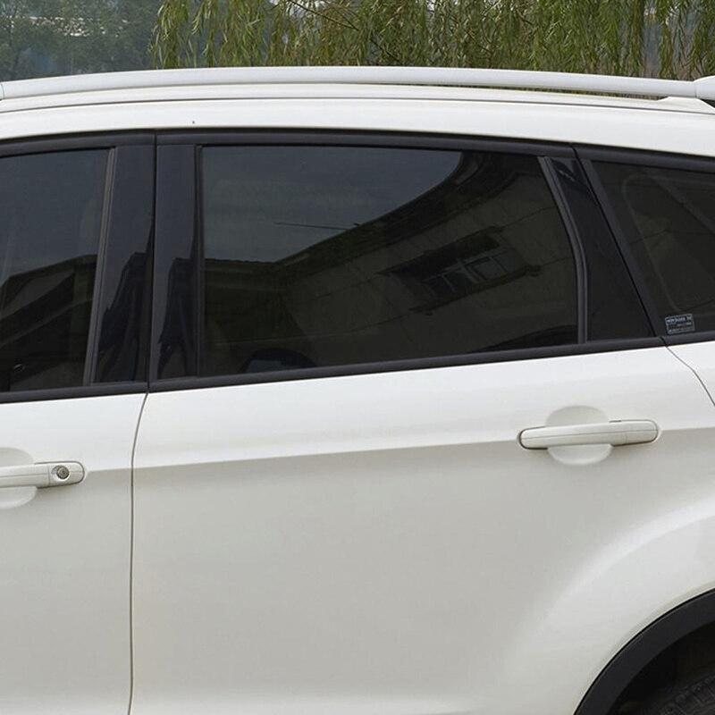 1* Car Window TINT 5/% VLT Film Uncut Scratch-Resistant  Non-Reflective Practical