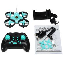 RCtown 2.4 GHz Mini UFO Quadcopter Drone 6 แกน Wifi Real - time Transmission RC เฮลิคอปเตอร์ zk30