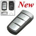2015 Brand New Flip Remote Key Case Shell w/3 Switch Click Buttons for VW PASSAT 3C B6 TDI TFSI