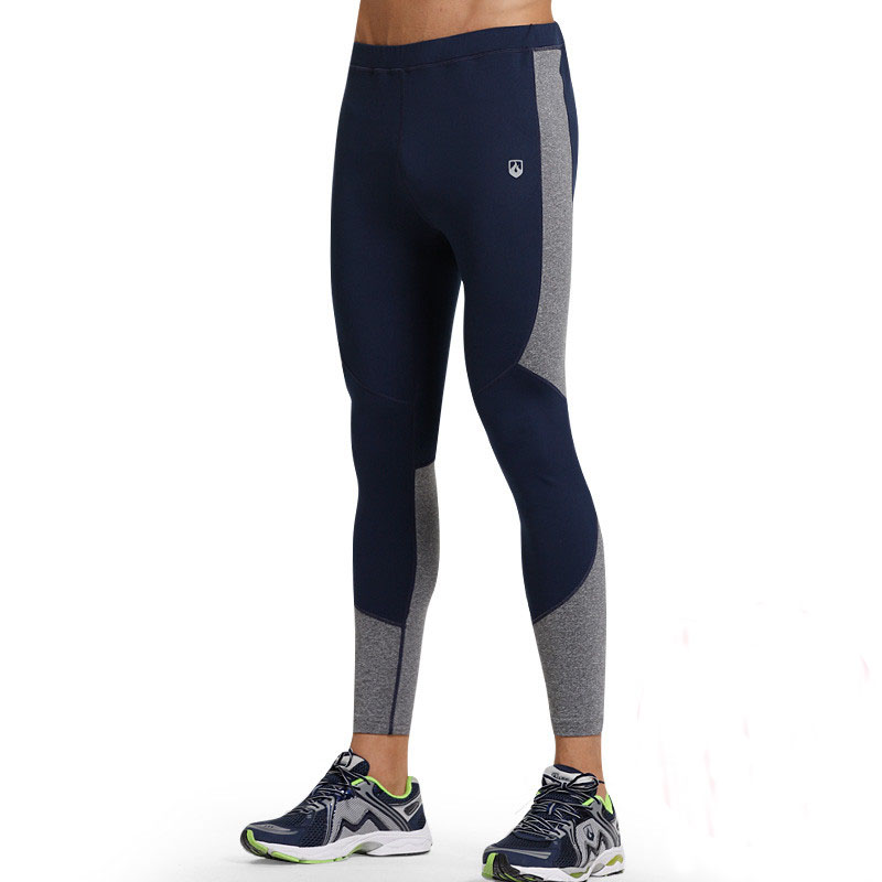 New Autumn Compression Sports Leggings Fitness Man Quick Dry Yoga Pants Men Sportswear For Fitness Running Bodybuilding Clothes
