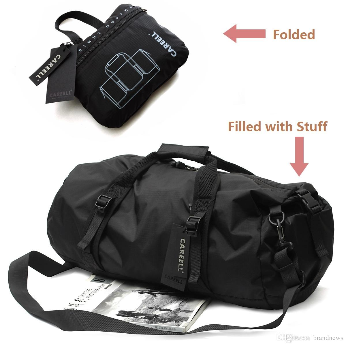 Gym Bag Flipkart: Aliexpress.com : Buy High Quality Foldable Men Travel Tote