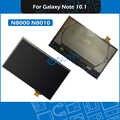 タブレット液晶パネル GT-N8000 三星銀河注 10.1 GT-N8000 N8000 N8010 Lcd ディスプレイスクリーンパネルの交換