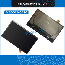 Tablet LCD Panel GT-N8000 untuk Samsung GALAXY Catatan 10.1 GT-N8000 N8000 N8010 LCD Display Panel Layar Pengganti(China)