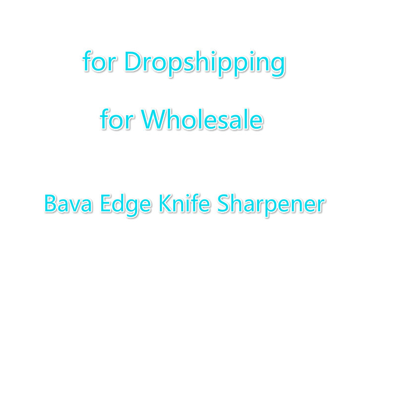 Bavarian Hot Edge Knife Sharpener Fast Knife Sharpener Quick Sharpener For VIP Dropshipping,Silver&Black