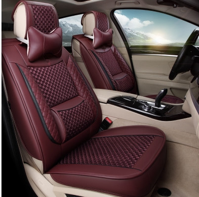 Best Quality Amp Free Shipping Full Set Car Seat Covers For
