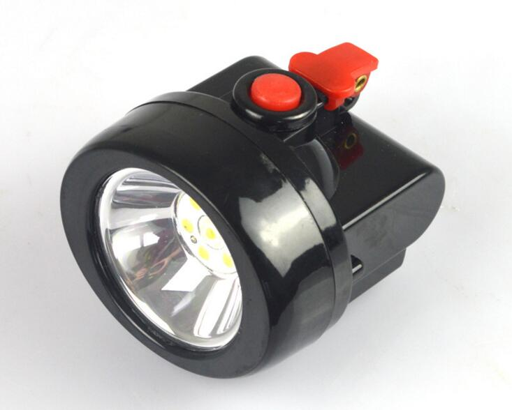 Integrated Miners Headlamp Led Cordless Mining Lamp KL2.5LM
