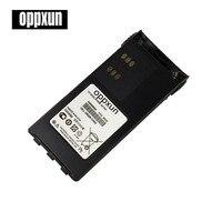 OPPXUN Ni MH GP328 GP340 MTX950 Battery For MOTOROLA HNN9008A Battery For MOTOROLA GP328 HT750 HT1250