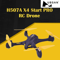 HUBSAN H507A X4 Start PRO GPS 2.4G RC Drone With WiFi FPV 720P HD Camera Drone Follow Me / Orbiting Mode RC Quadcopter