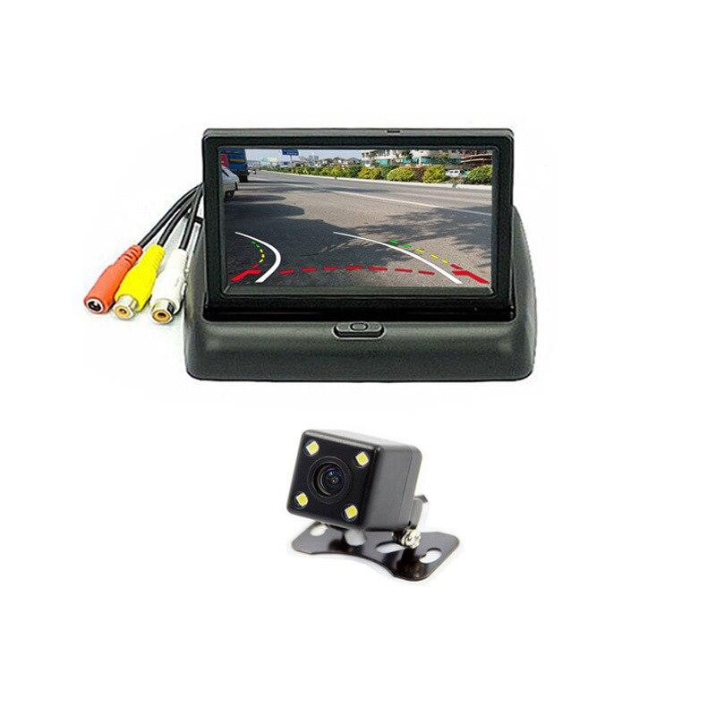 ANSHILONG auto tagantvaade koos liikuva dünaamilise trajektooriga HD - Autode Elektroonika - Foto 1
