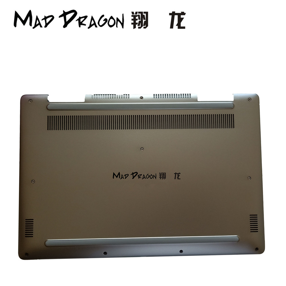 MAD DRAGON Brand new Laptop Bottom Base Bottom Cover Assembly for Dell Inspiron 15D 7000 7570 7573 D shell 0VT5GN VT5GN image