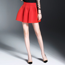 Shenzhen ladies's boutique Taobao Europe new spring and summer season scorching all-match bud princess skirt 72177