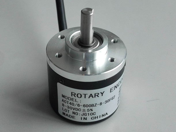 Incremental encoder ROTARY ENCODER ACT38 / 6-600BZ-8-30FG2