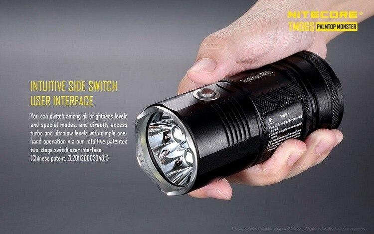 estampada com 3 led sem 18650 lanterna para acampamento ao ar livre