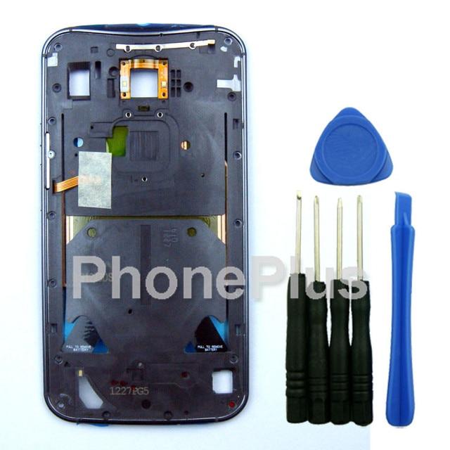 Middle Plate Frame Housing Front Faceplate Bezel Frame For Motorola Moto X 2014 2 Gen X2 X+1 XT1092 XT1093 XT1095 XT1096 XT1097