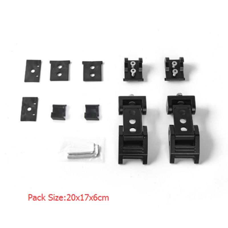 Image 5 - RR Buckle Cover Side Lock Hood Unlimited Accessories Hood Latch Locking Catch Buckle Car Modification Parts Buckle Lock-in Locks & Hardware from Automobiles & Motorcycles