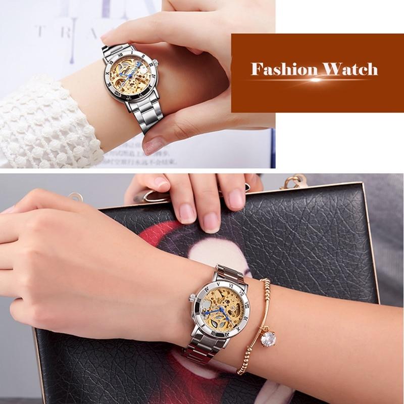 IK ρολόγια χειρός Steampunk Γυναικεία - Γυναικεία ρολόγια - Φωτογραφία 5
