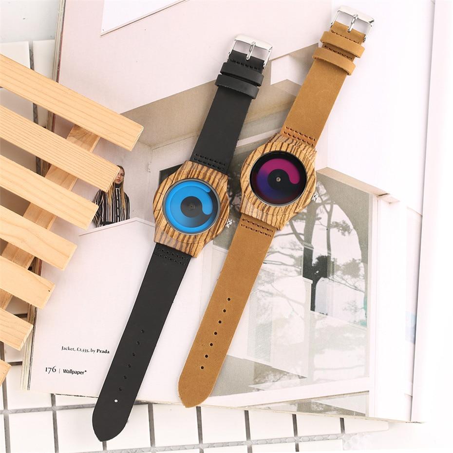 nature wood watch creative watches men11