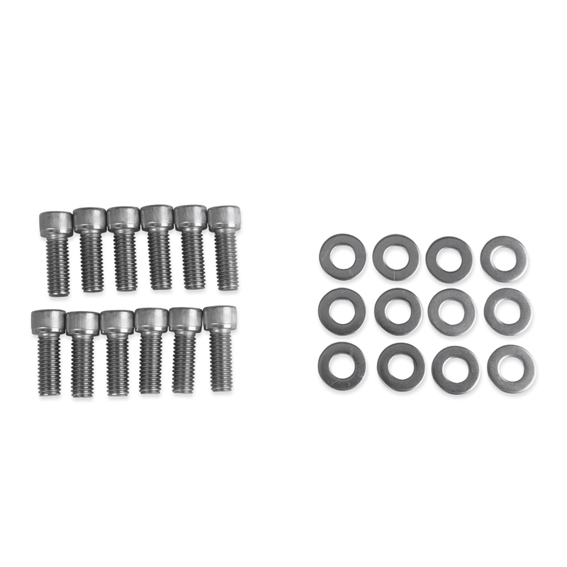Engine Repair Tool Hex Bolt Kit for Chevy 265 283 302 305 307 327 350 400 Engine