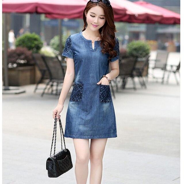 Denim Dresses On Sale