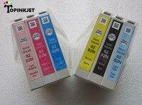 Original Ink For EPSON T0821N T0826N For Printer Stylus Photo RX690 RX610 RX590 82N