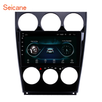Seicane Android 8.1 Car GPS multimedia player for Old Mazda 2004 2014 2015 6 Support Steering Wheel Control OBD2 Carplay DVR