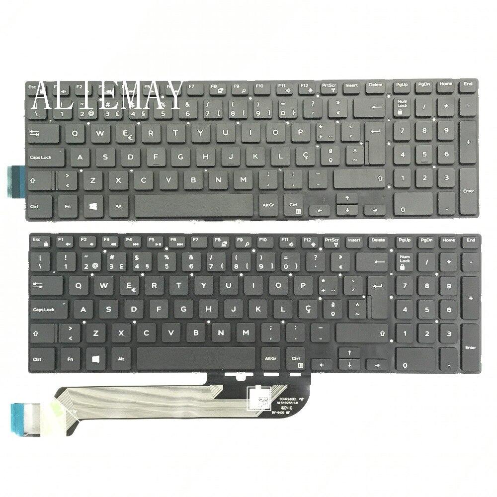 PO teclado para Dell Inspiron15 5570, 5575, 7577, 7587, 7568, 7566, 7567, 5567, 5565 15 7000 15-5568 de 5765 5767, 7778, 7779 portátil