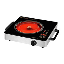 цена на Electric Ceramic Stove Household Explosion-fried Induction Cooker Intelligent Electronic Optical Wave Stove Battery Stove