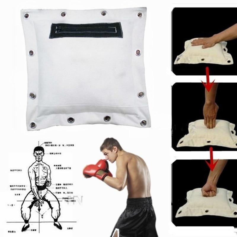 Karate Martial Arts MMA Training 40x40CM Kung Fu Boxing Wall Sandbag Punch Target