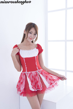 Midnight Uniform Cosplay anime show charming lingerie appeal the maid costume girls uniform  #5022
