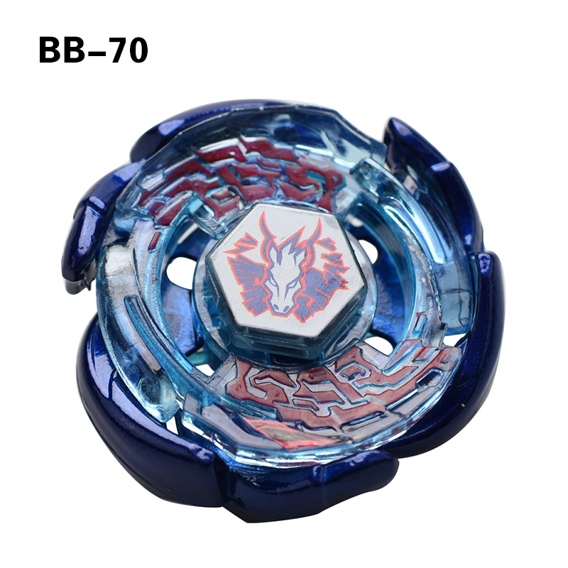Galaxy Pegasus Metal Fury 4D Legends Beyblade Hyperblade BB70 Without Launcher Spinning Top font b Toys
