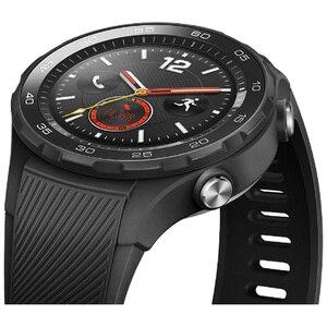 Image 2 - Original huawei relógio 2 relógio inteligente bluetooth esim telefone chamada rastreador de freqüência cardíaca para android ios ip68 à prova dip68 água nfc gps