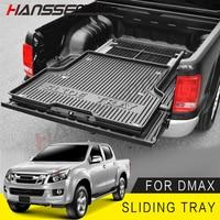 HANSSENTUNE 4x4 Steel Cargo Drawers Sliding Pickup Bed Tray For Dmax Ranger.. Body Kits     -