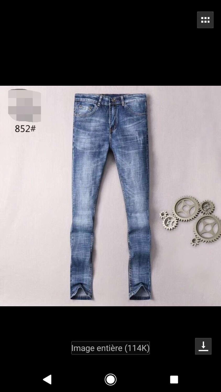 Tace&shark branded jeans men Je