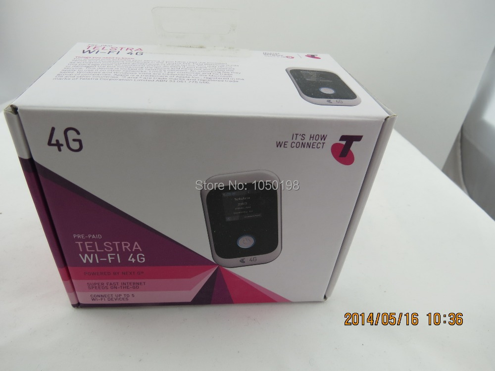 Ξεκλειδώστε ZTE MF91 4G FDD-LTE Wifi δρομολογητή Modem HSPA + WCDMA EDGE Κινητό Hotspot GSM