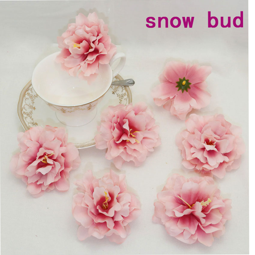 30pcs peony artificial fake silk flower heads bulk for wedding party 30pcs peony artificial fake silk flower heads bulk for wedding party garden decoration diy snow bud simulation flowers in artificial dried flowers from mightylinksfo