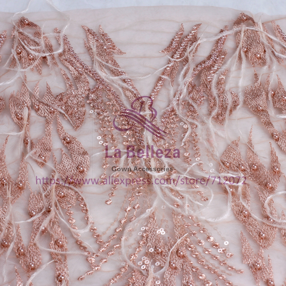 Restock Nude pink/beige fashion style Paris weekend show handmade - Arts, Crafts and Sewing - Photo 3