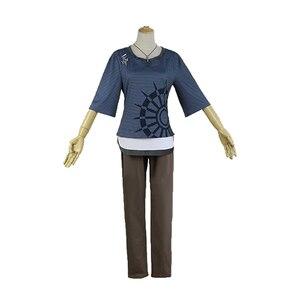 Image 1 - ใหม่Danganronpa V3 Rantaro Amamiคอสเพลย์ญี่ปุ่นเกมชุดสูทชุดเสื้อผ้าเสื้อยืดและกางเกงของขวัญสร้อยคอ