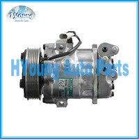 SD6V10 Auto Air Compressor for Opel meriva 1.3CD 2003 07 13106850 4706817 13197538 1512 sd1512F sd 1513F
