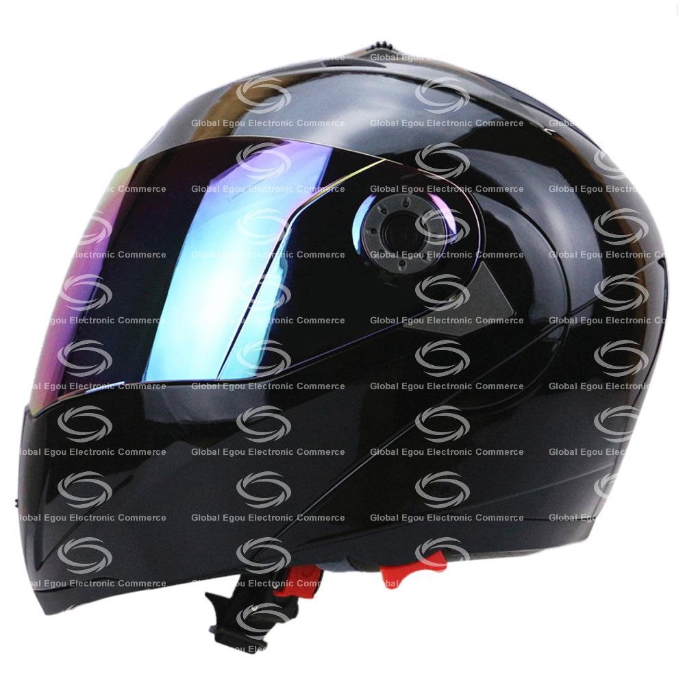 Rectangle Full Face Motorcycle Helmet Dual Visor with Colorful Shield for top gear the stig helmet with silver visor tg collectable like simpson pig yellow motorcycle helmet you re the stig