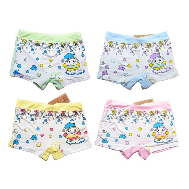 bbc8f23988 8 Pieces   Pack Hot Sale Kids Underwear Baby Girl Underwear Kids Panties  Child s For Shorts