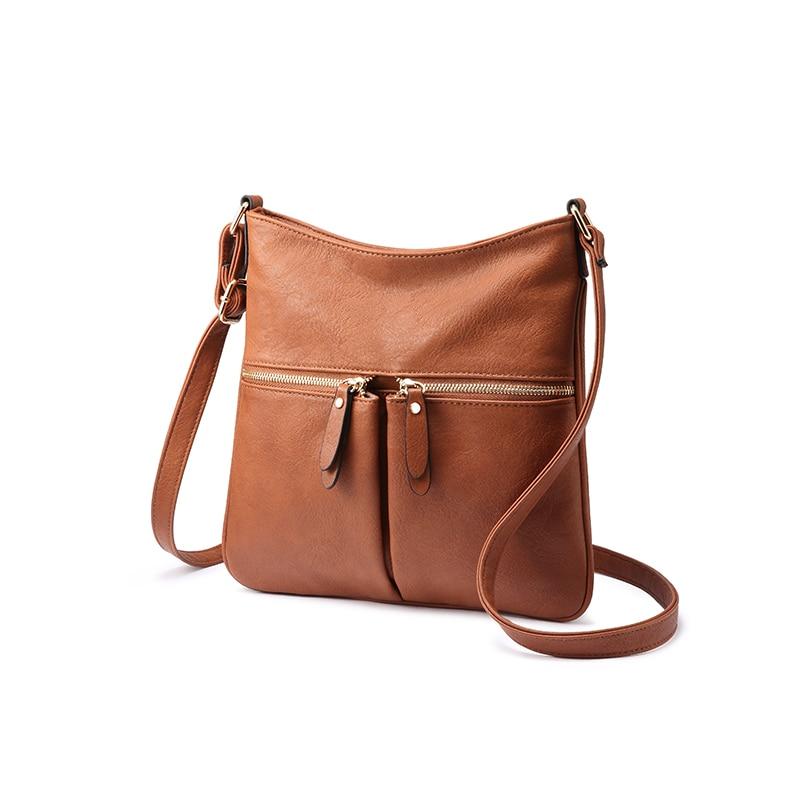 61e9c4f19f52 Dropwow REALER women shoulder messenger bags female Brand crossbody ...