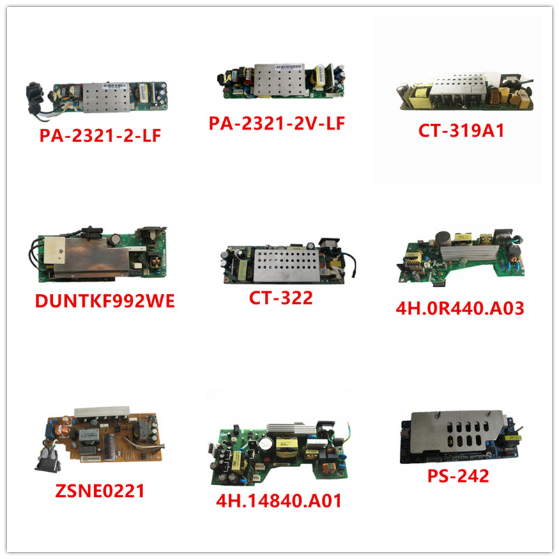 PA-2321-2-LF  PA-2321-2V-LF  CT-319A1  DUNTKF992WE  CT-322  4H.0R440.A03  ZSNE0221  4H.14840.A01  PS-242 Used Good Working