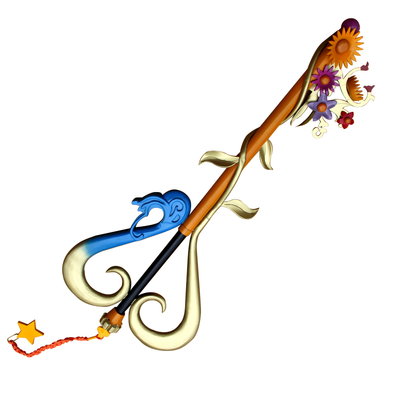 Kingdom Hearts Cosplay Kair Destiny's Embrace Keyblade