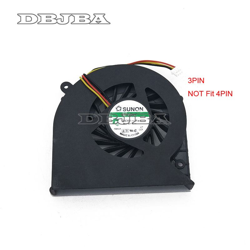 For Toshiba Satellite C870-162 CPU Fan