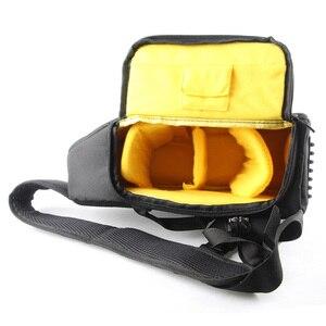 Image 5 - Xiên ba lô DSLR Túi Máy Ảnh Trường Hợp Đối Với Canon EOS 80D 70D 60D 6D 77D 760D 750D 700D 650D 600D 550D 5D Mark III 5DS 5DR 5D