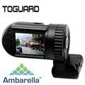 """1.5 """"LCD Original Ambarella A7LA50D Super HD 1296 P Mini 0805 Coche DVR cámara de la Rociada Leva Auto Registrator Vídeo GPS Logger + WDR"""