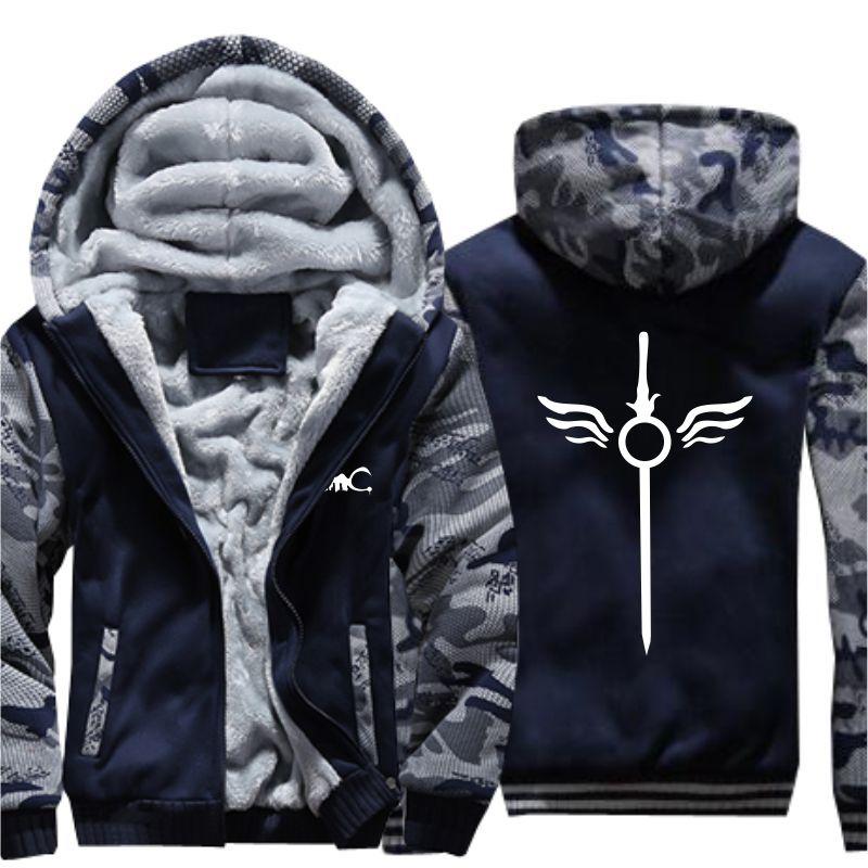 Размеры США для мужчин женщин толстовки для игры Devil May Cry 5 DMC Данте Куртка кофты сгущает пальто с капюшоном костюмы повседневное