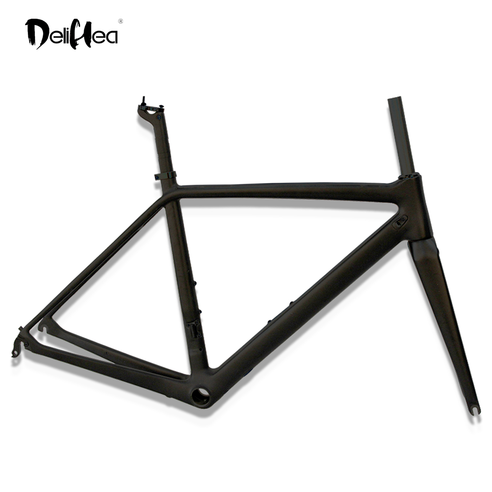 Cuadros De Carbono Delihea Diy Road Bike Cheap Carbon Frame Cuadro Carbono