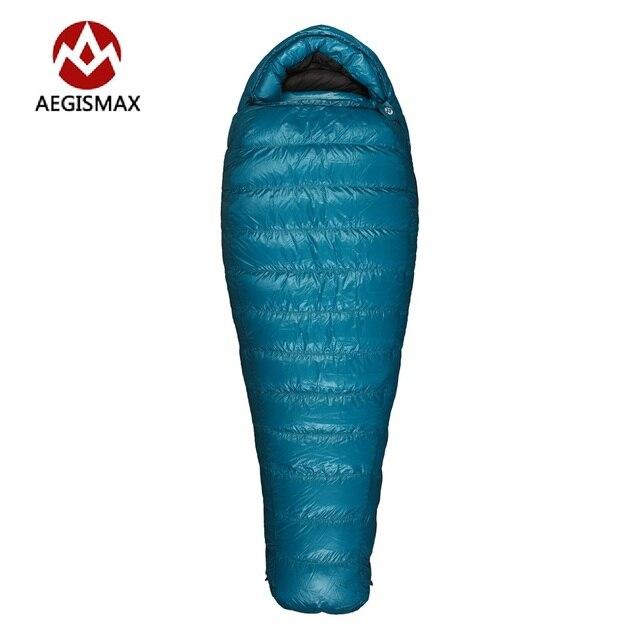 AEGISMAX M3 Goose Down Sleeping Bag 800FP Ultralight